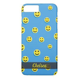 Capa iPhone 8 Plus/7 Plus Smiley
