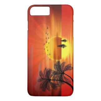 Capa iPhone 8 Plus/7 Plus Sonho do por do sol