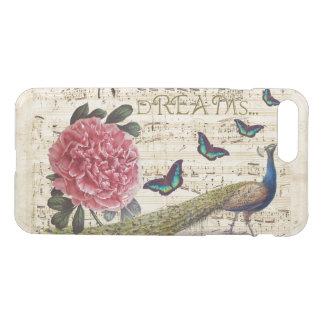 Capa iPhone 8 Plus/7 Plus Sonhos do pavão