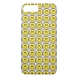 Capa iPhone 8 Plus/7 Plus Sorriso amarelo
