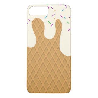 Capa iPhone 8 Plus/7 Plus sorvete