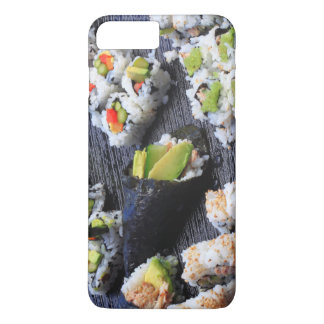 Capa iPhone 8 Plus/7 Plus Sushi