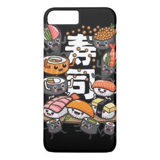Capa iPhone 8 Plus/7 Plus Sushi