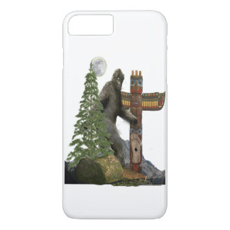 Capa iPhone 8 Plus/7 Plus T-shirt de Sasquatch