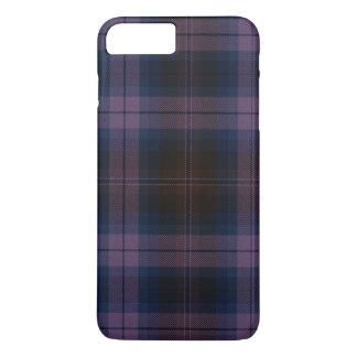 Capa iPhone 8 Plus/7 Plus Tartan da xadrez de Allt Eoin Thomais do Loch
