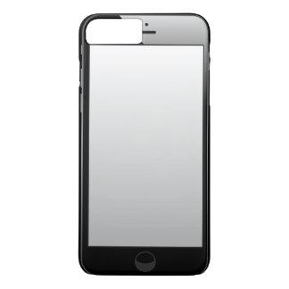 Capa iPhone 8 Plus/7 Plus Telefone de vista realístico - ilusão