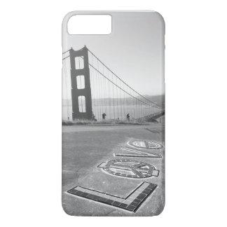 Capa iPhone 8 Plus/7 Plus telefone do amor da cidade