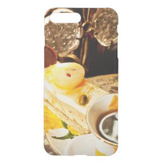 Capa iPhone 8 Plus/7 Plus tempo do café