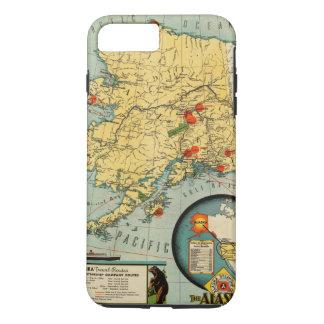 Capa iPhone 8 Plus/7 Plus Território de Alaska