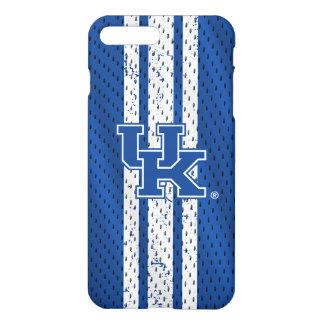 Capa iPhone 8 Plus/7 Plus Teste padrão BRITÂNICO do jérsei de Kentucky |