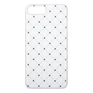 Capa iPhone 8 Plus/7 Plus Teste padrão do diamante - Iphone 8/7 de caso