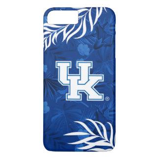 Capa iPhone 8 Plus/7 Plus Teste padrão havaiano de Kentucky |