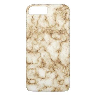 Capa iPhone 8 Plus/7 Plus Textura de mármore elegante