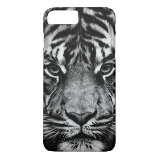 Capa iPhone 8 Plus/7 Plus Tigre Black&White
