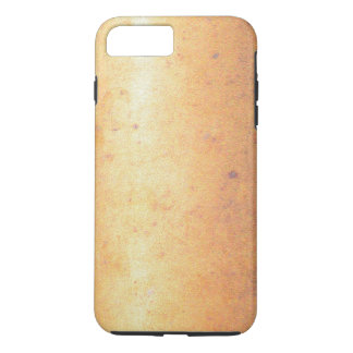 Capa iPhone 8 Plus/7 Plus Tons de cobre dourados metálicos