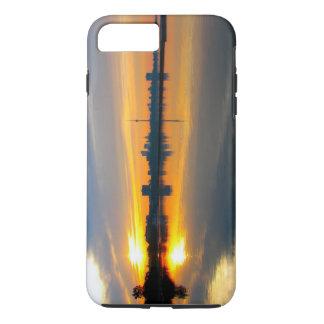 Capa iPhone 8 Plus/7 Plus Toronto no nascer do sol - cobrir do iPhone