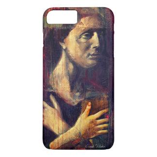 """Capa iPhone 8 Plus/7 Plus Trabalhos de arte da pintura a óleo da """"confiança"""""""