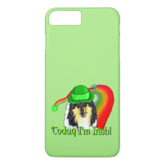 Capa iPhone 8 Plus/7 Plus Tri santo áspero Patricks do Collie
