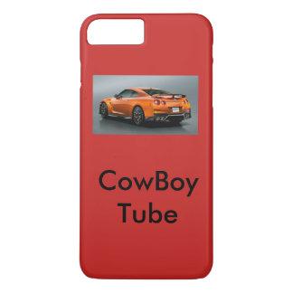 Capa iPhone 8 Plus/7 Plus Tubo iphone7 do vaqueiro mais o caso