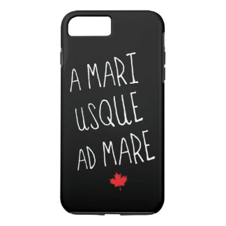 Capa iPhone 8 Plus/7 Plus Um exemplo do telemóvel da égua do anúncio de Mari