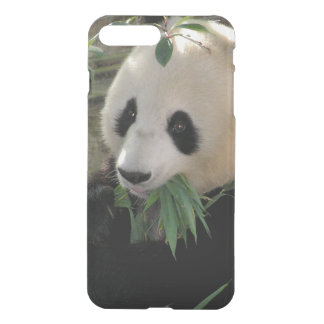 Capa iPhone 8 Plus/7 Plus Urso de panda gigante bonito