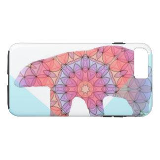 Capa iPhone 8 Plus/7 Plus Urso polar