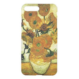 Capa iPhone 8 Plus/7 Plus Van Gogh - girassóis, 14