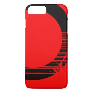 Capa iPhone 8 Plus/7 Plus vermelho