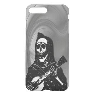 Capa iPhone 8 Plus/7 Plus Véspera enevoada do Serenade de esqueleto da
