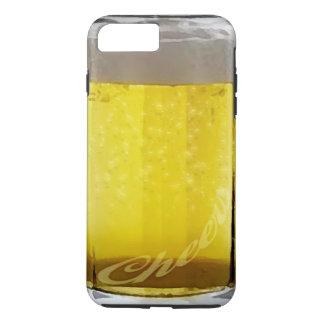 Capa iPhone 8 Plus/7 Plus Vidro de cerveja