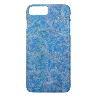 Capa iPhone 8 Plus/7 Plus Vintage do Lea de William Morris floral