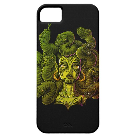 Capa iPhone Medusa