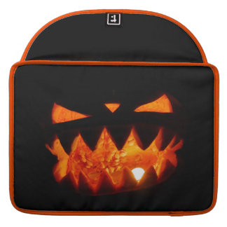 Capa MacBook Pro Abóbora do Dia das Bruxas