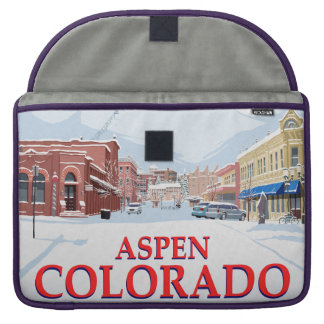 Capa MacBook Pro Aspen