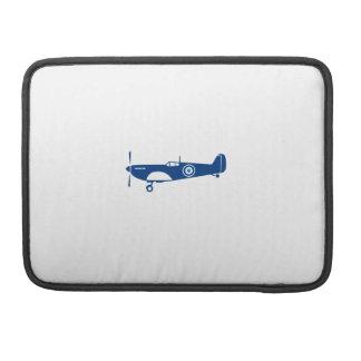 Capa MacBook Pro Cabeça-quente do avião de combate da guerra