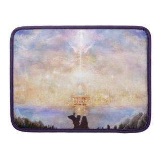 Capa MacBook Pro Casa H010 bem-vinda