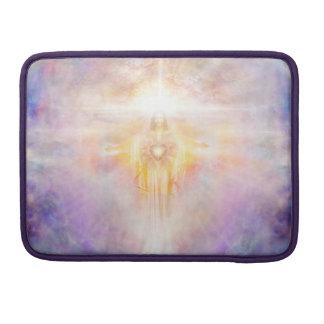 Capa MacBook Pro Coração de H041 Jesus