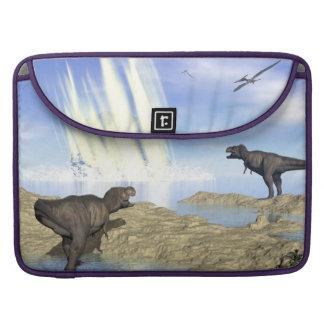 Capa MacBook Pro Extremidade dos dinossauros