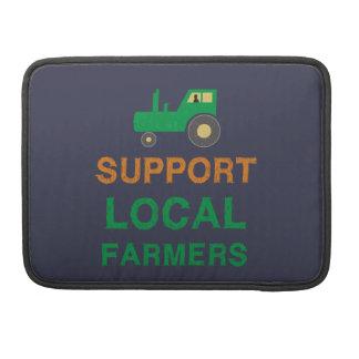 Capa MacBook Pro Fazendeiros do Local do apoio