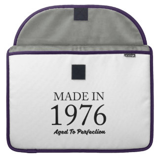 Capa MacBook Pro Feito em 1976