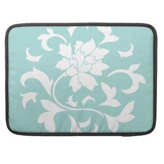 Capa MacBook Pro Flor oriental - Limpet Shell