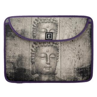 Capa MacBook Pro Ioga de Buddha do vintage
