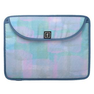 Capa MacBook Pro Linhas geométricas Pastel pro luva de Macbook