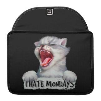 """Capa MacBook Pro Luva 13"""" de Macbook do rickshaw do CAT de"""