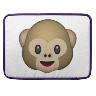Capa MacBook Pro Macaco - Emoji