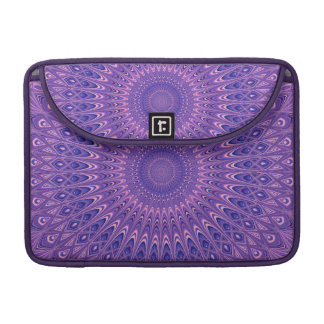 Capa MacBook Pro Mandala roxa