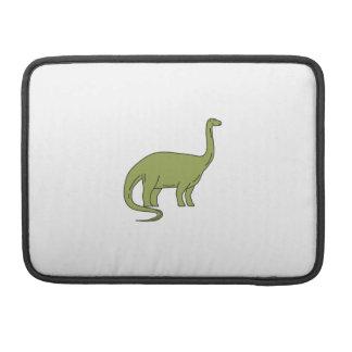 Capa MacBook Pro Mono linha do Brontosaurus