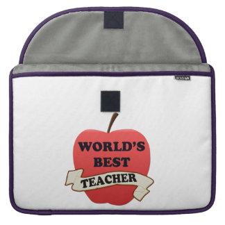 Capa MacBook Pro O melhor professor do mundo