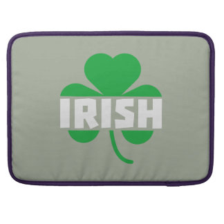 Capa MacBook Pro Trevo irlandês Z2n9r do cloverleaf