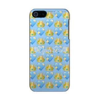 Capa Metálica Para iPhone SE/5/5s ATLAS ID™ do iPhone SE/5/5s da abelha de rainha